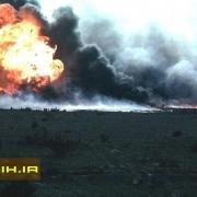 اطفاء حریق چاه های نفت و گاز