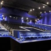 ایمنی حریق در سینماها