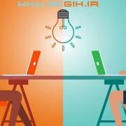 پاورپوینت روشنایی در محیط کار
