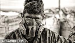 پنوموکونیوز ناشی از غبار معدنی اسکلروژن