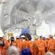 ایمنی حفاری تونل TBM Tunnel drilling