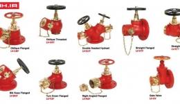 Fire valve شیرهای آتش نشانی