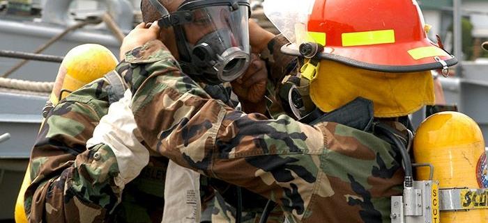 دستگاه های حفاظت تنفسی Self Contained Breathing Apparatus (SCBA)