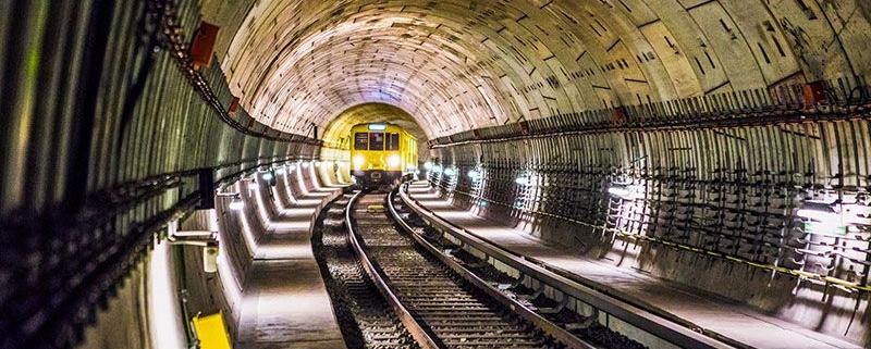 طراحی تهویه تونل