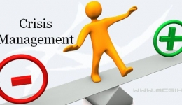 مدل های مدیریت بحران