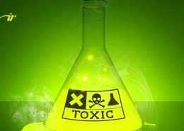عوامل موثر بر سمیت مواد Material toxicity