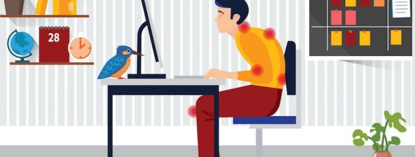 اجرای برنامه های ارگونومی در محیط کار