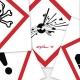 برچسب های بین المللی ایمنی مواد شیمیایی