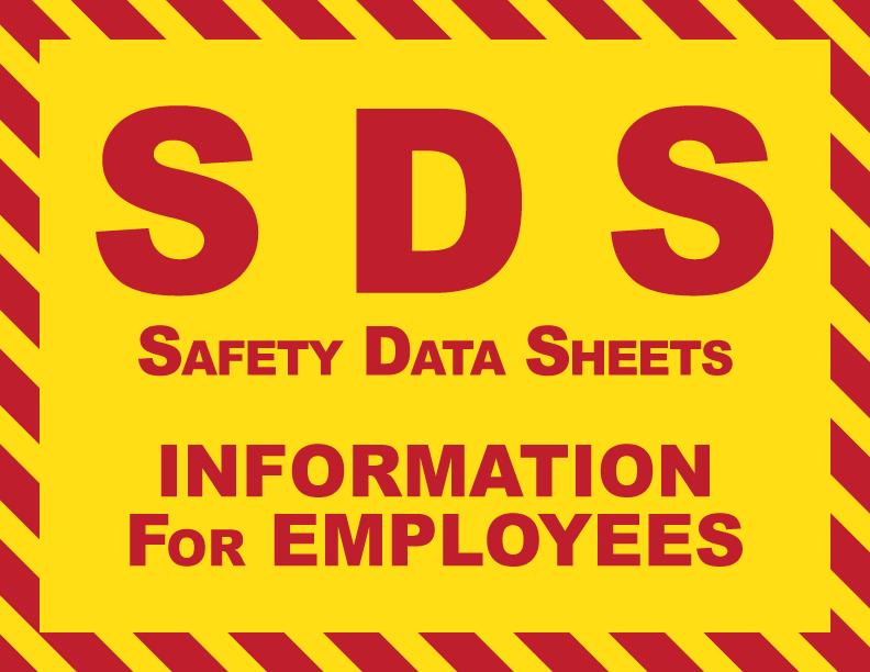 SDS یا اطلاعات ایمنی مواد