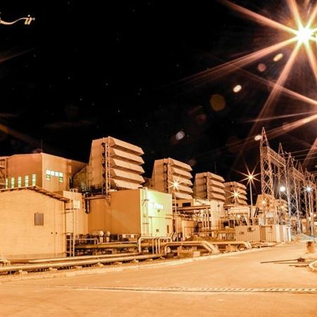 گزارش کارآموزی بهداشت حرفه ای در نیروگاه گازی ارومیه