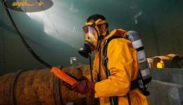 اصول حفاظت, نگهداری و ایمنی گاز کلر