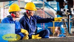 کتاب بهداشت شغلی و پیشگیری حوادث کار