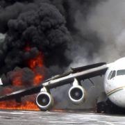 نکاتی در مورد اطفاء حریق و امداد نجات در هواپیما