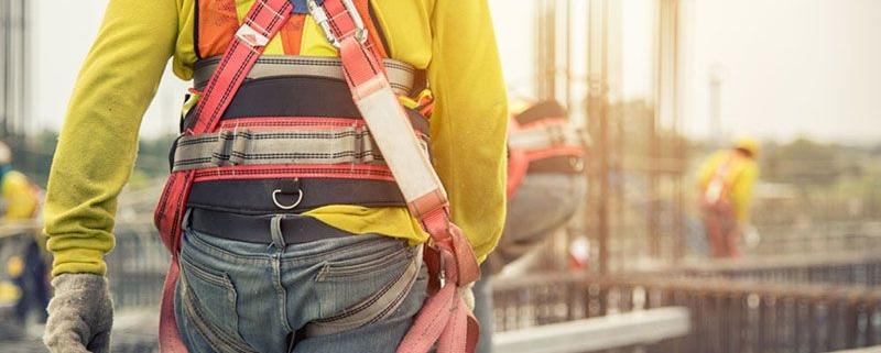 ایمن سازی کارگاه های ساختمانی
