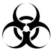 نماد هشدار مواد زیست خطر