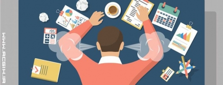 کتاب طرح واره درمانی برای استرس شغلی