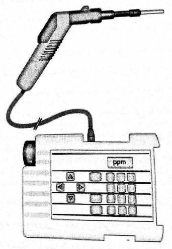 دستگاه پایش گازها و بخارات آلی دارای دتکتورهای FID/PID
