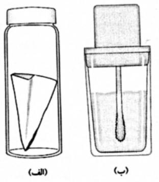 واسطه های نمونه برداری سطحی