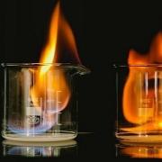 احتراق از دید شیمی