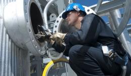 ارزیابی گازهای قابل اشتعال و اکسیژن هوابرد