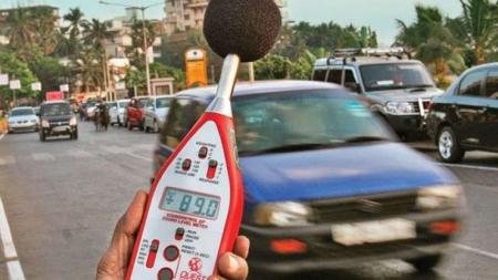 آلودگی صوتی و نویز در خودروها