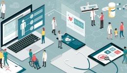 زیرساخت سیستم بهداشت و درمان