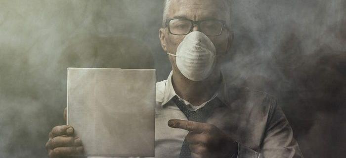مشخصات مواد برای طبقه بندی گاز و بخار