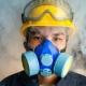 آموزش کار با تجهیزات حفاظت تنفسی