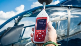 ارزیابی تراز فشار صوت با دستگاه صداسنج و آنالیز اکتاوباند