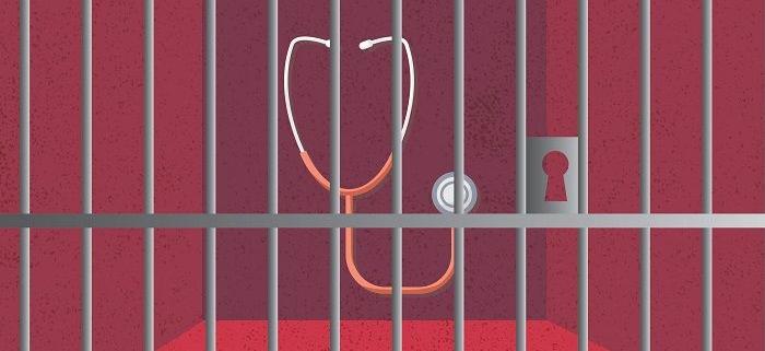بهداشت جسمی و روانی زندانیان