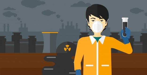 کنترل خطرات در کار با مواد شیمیایی
