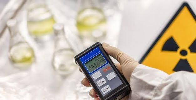 نمونه برداری و اندازه گیری ذرات رادیواکتیو