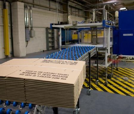 بررسی شاخص های ریسک به روش فرانک مورگان در کارخانه کارتن