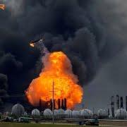 ارزیابی و مدل سازی پیامدهای انفجار