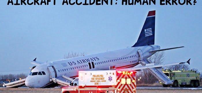بررسی نقش خطاهای انسانی در سوانح هوانوردی