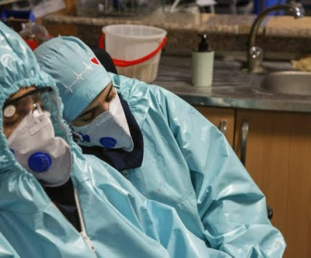 پایان نامه بررسی خستگی و فشار شغلی در کارکنان بیمارستان