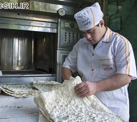 پایان نامه بررسی وضعیت بهداشت شغلی کارگران نانوایی و ارتباط آن با سلامت تغذیه شهروندان