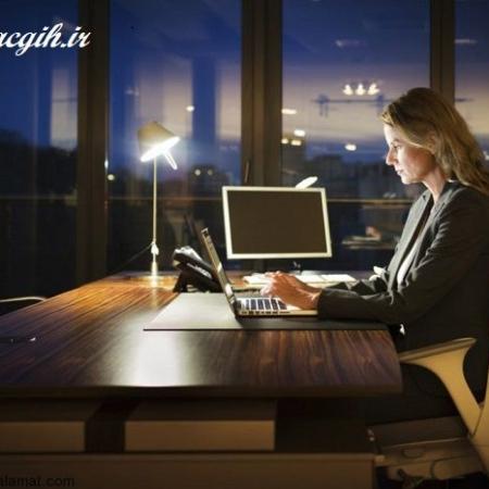 پروپوزال بررسی اثر شوک روشنایی روی خواب آلودگی حین کار در کارگران شب کار