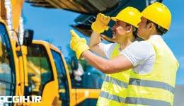 آموزش ایمنی و بهداشت کار برای پیمانکاران