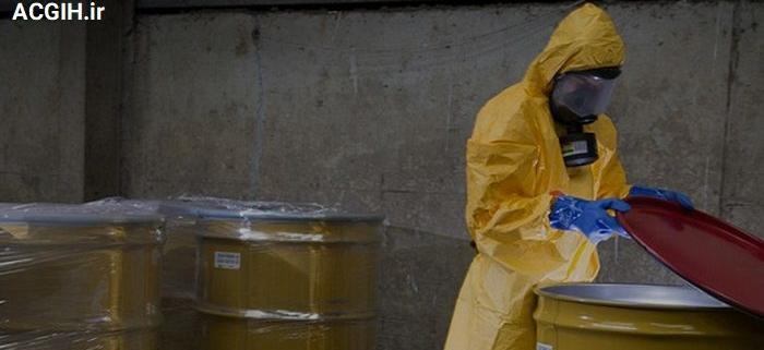 کاهش در مبدا پسماندهای شیمیایی خطرناک و مدیریت آن به روش تصفیه شیمیایی