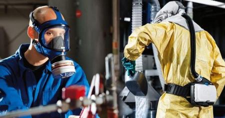 طراحی و ساخت دستگاه تصفیه و تامین هوای تنفسی مورد نیاز کارگر در کارگاه های دارای گرد و غبار