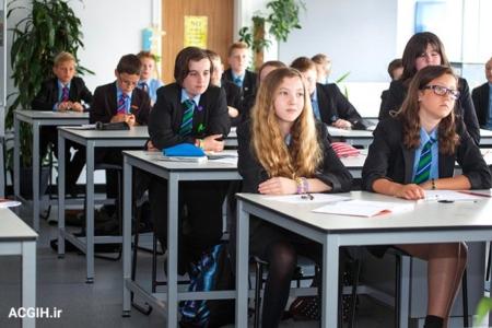 طراحی میز و صندلی دانش آموزان