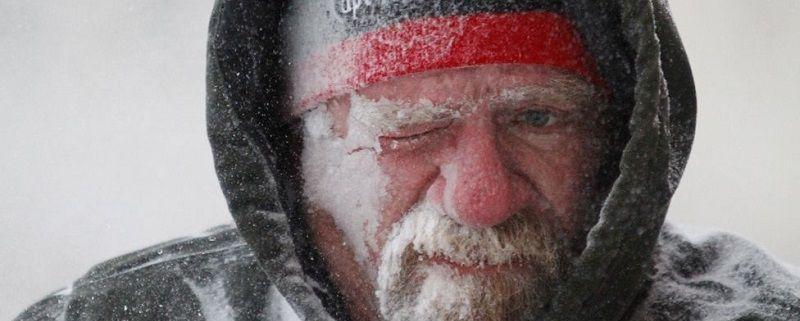 آسیب های ناشی از سرما