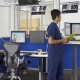 تعیین ابعاد صندلی های مورد استفاده پرستاران و مقایسه آن با استاندارد ANSI/HFES100