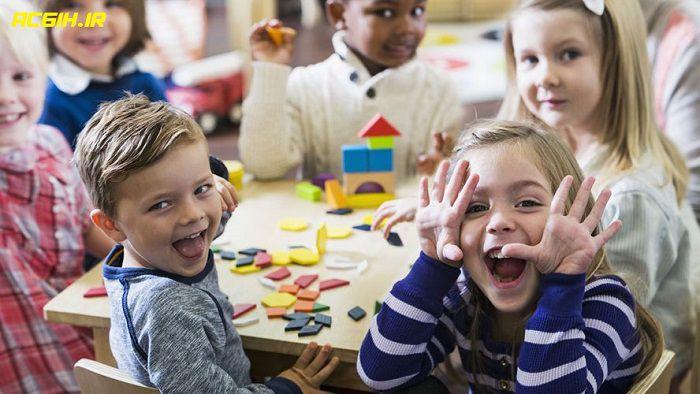 چک لیست ارزیابی ایمنی و ارگونومی مهد کودک