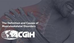 بررسی شيوع اختلالات اسکلتی -عضلانی مرتبط با کار (WRMSD) بين کارگران بسته بندی