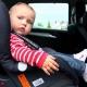 ایمنی و ارگونومی کودکان در داخل اتومبیل