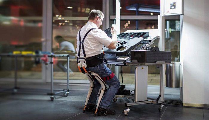 محاسبه ابعاد صندلی مورد نیاز ایستگاه کاری بر اساس ابعاد آنتروپومتری کارگران