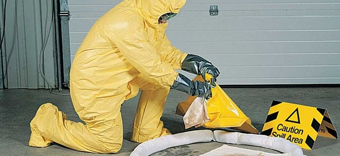 پارامترهای کلیدی در صحنه عملیات حوادث مواد شیمیایی و کالاهای خطرناک