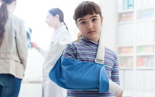 بررسی اپیدمیولوژیک حوادث کودکان